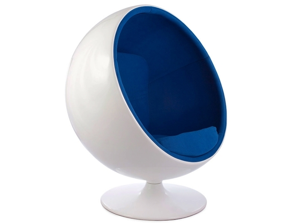 Ball chair Eero Aarnio - Blue