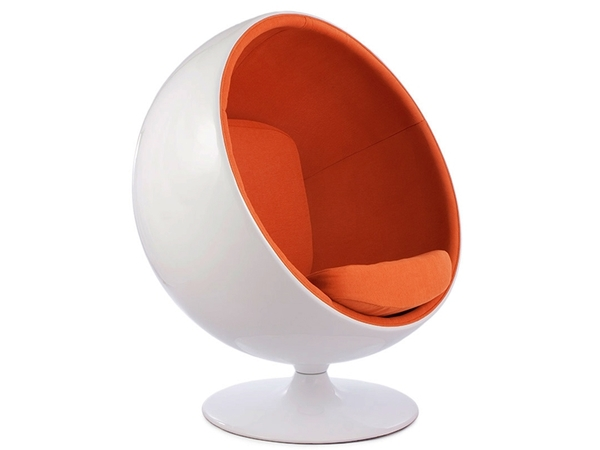 Ball chair Eero Aarnio - Orange
