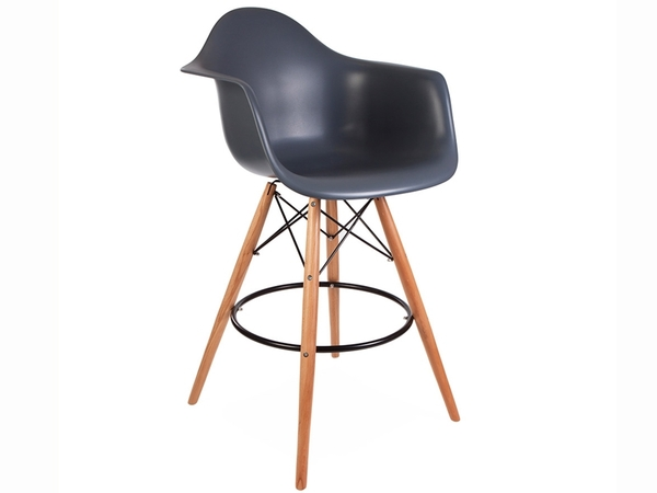 Bar chair DAB - Anthracite