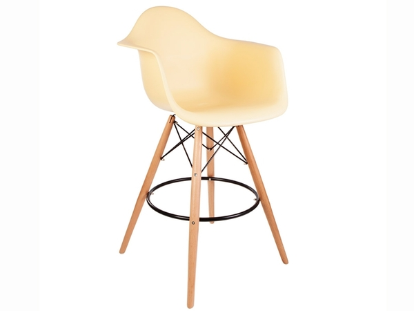 Bar chair DAB - Cream