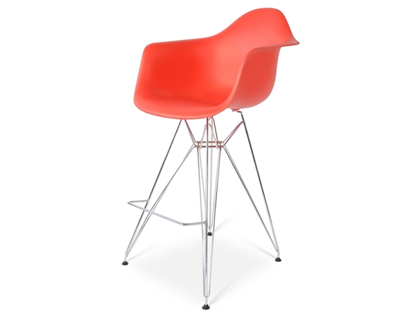 Bar chair DAR - Red