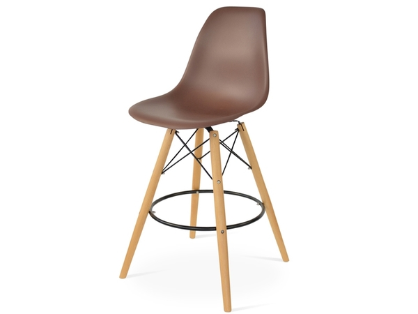 Bar chair DSB - Brown
