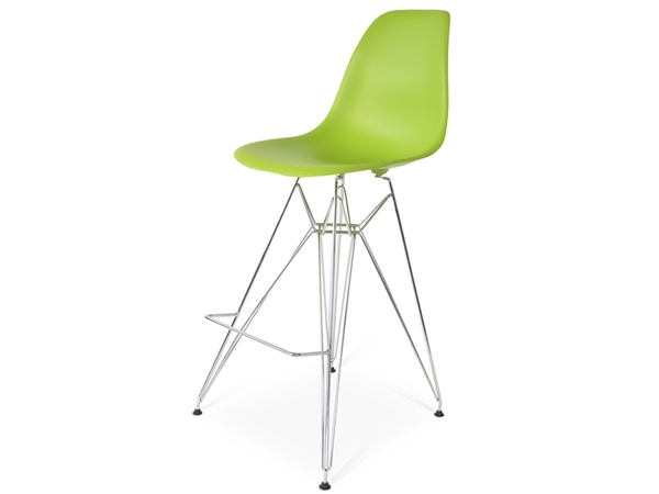 Bar chair DSR - Apple green