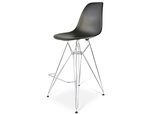 Bar chair DSR - Black