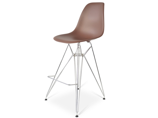 Bar chair DSR - Brown