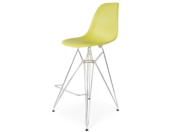 Bar chair DSR - Olive green