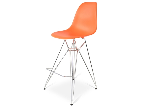 Bar chair DSR - Orange