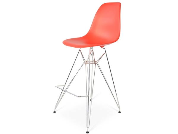 Bar chair DSR - Red