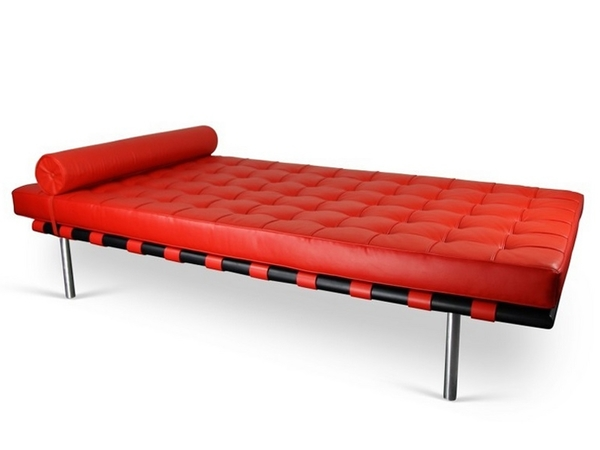 Barcelona Day bed 198 cm - Red