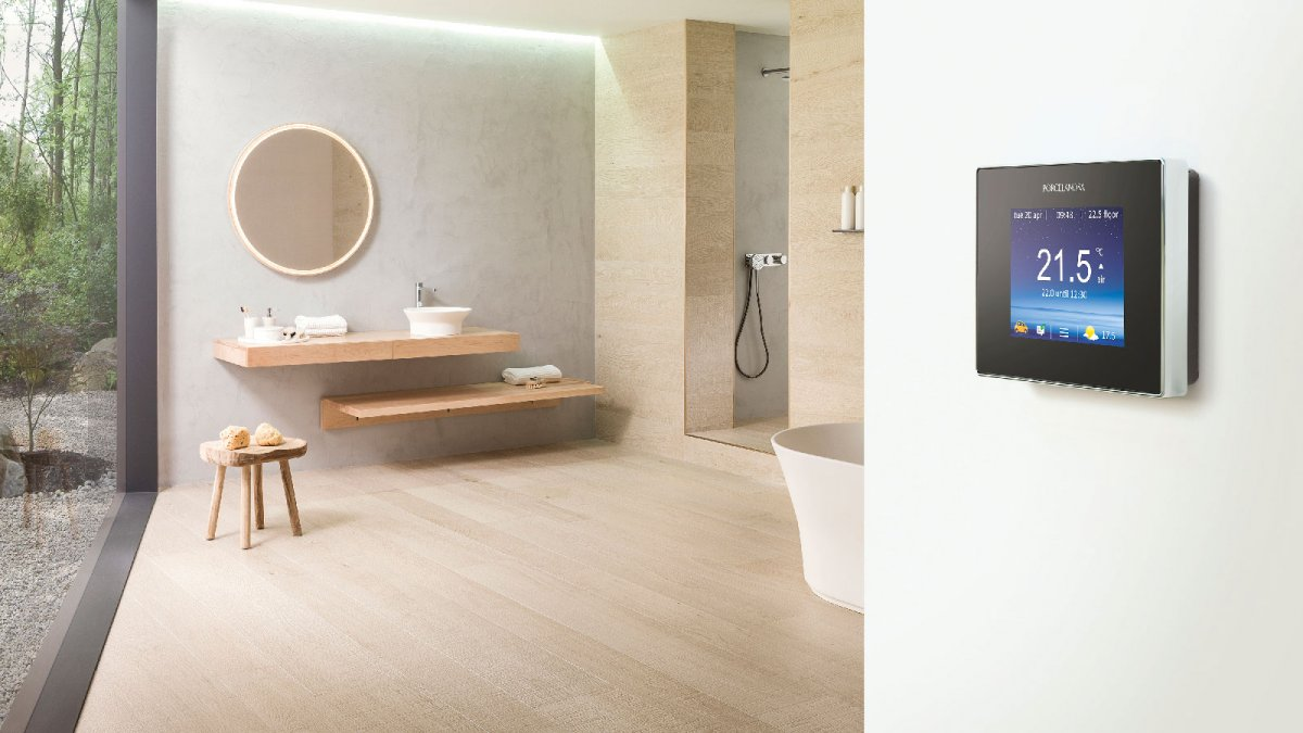 Butech showcases its latest technological advances at Cersaie