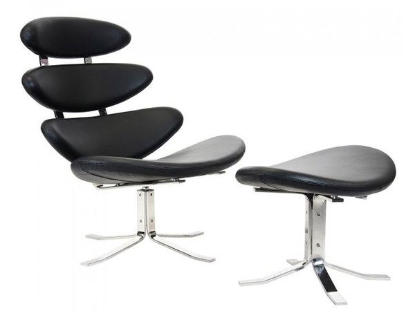 Corona Chair PK - Black