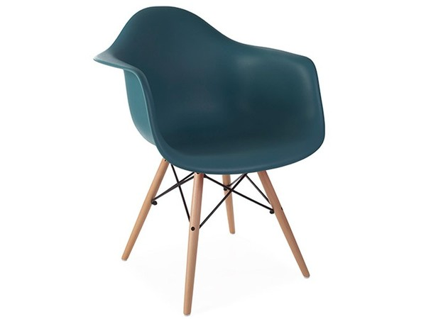 DAW chair - Blue green