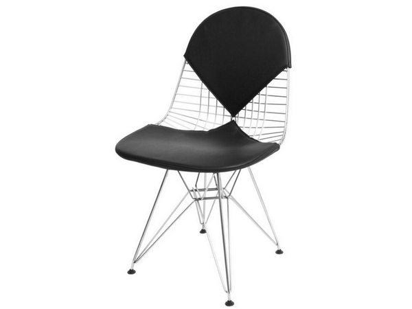 Eames Bikini chair - Black