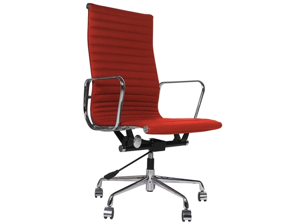 Eames chair Alu EA119 - Red