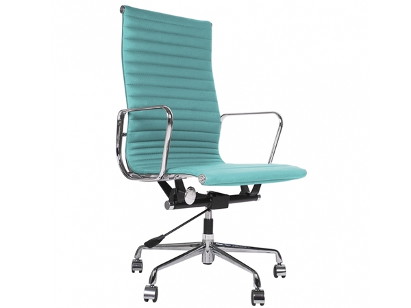 Eames chair Alu EA119 - Sky blue
