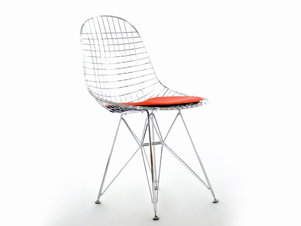 Eames DKR chair - Red