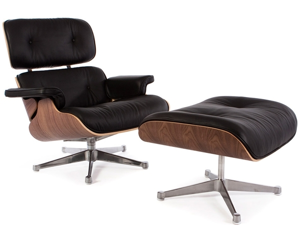 Eames Lounge chair - Walnut