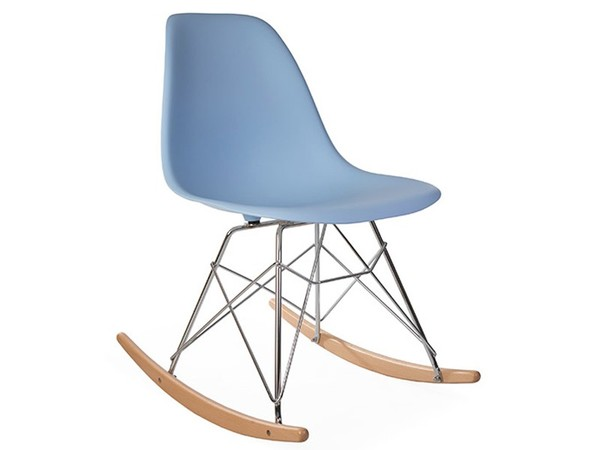 Eames Rocking Chair RSR - Blue