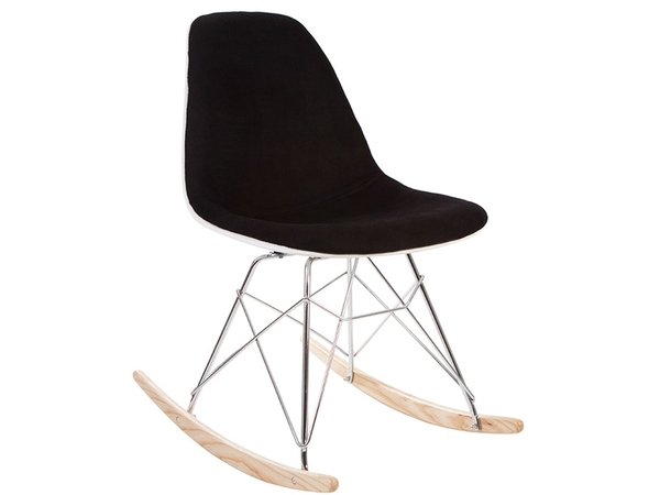 Eames RSR Wool Padded - Black