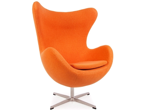 Egg Chair Arne Jacobsen - Orange