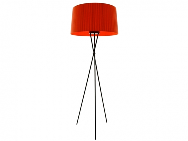Floor lamp Tripoe G5 - Red