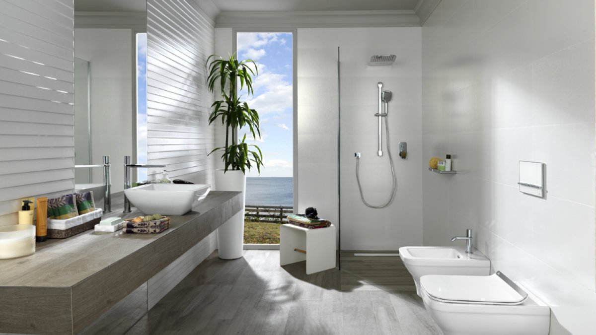 Forma, the fullest range of bathroom fittings from Noken