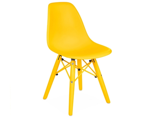 Kids Chair DSW Color - Yellow