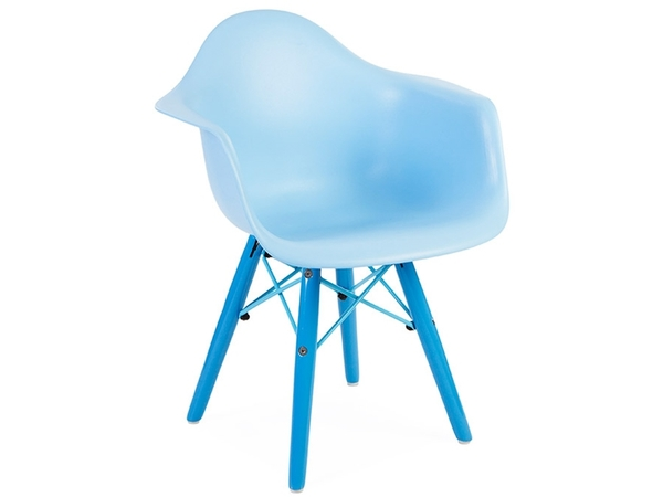 Kids Chair Eames DAW Color - Blue