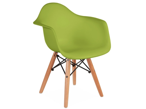 Kids Chair Eames DAW - Green