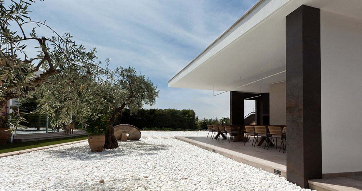 PORCELANOSA Grupo Projects: The Tectum Summer Pavilion in Requena