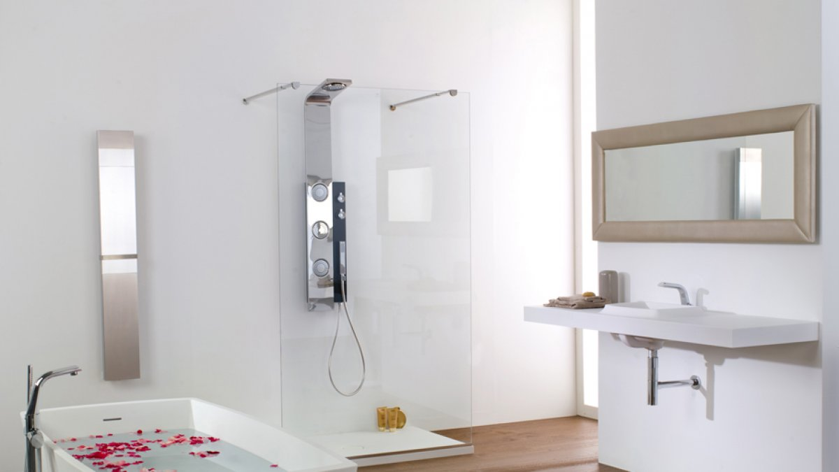 Systempool offers a sensational shower with the latest technology