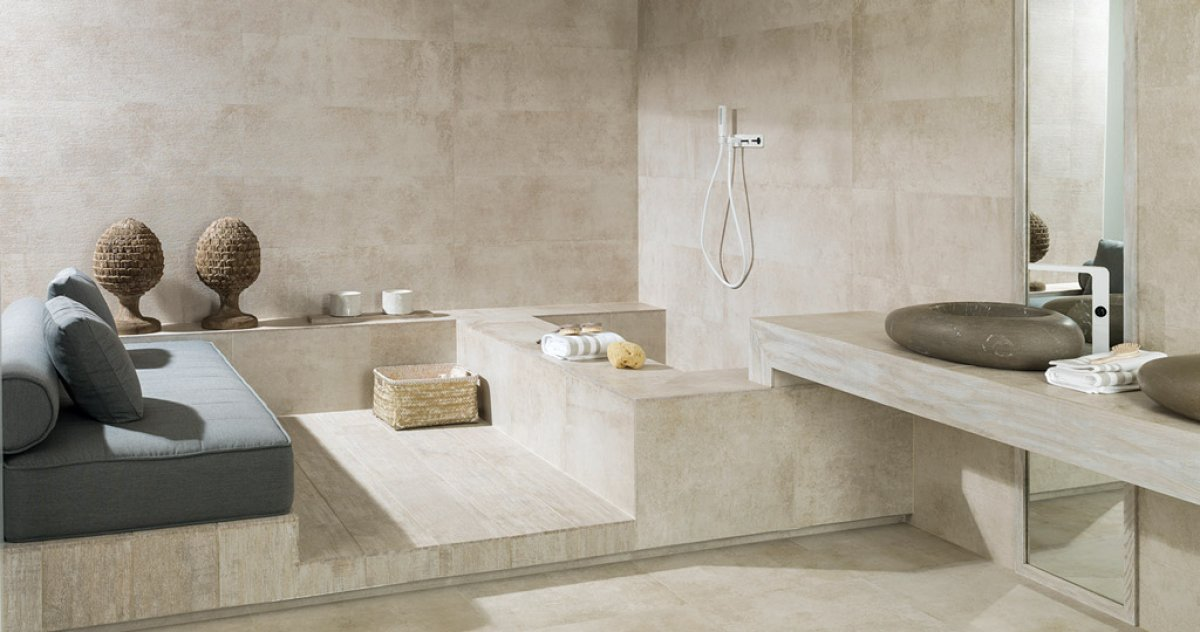 The most natural elegant cement by Venis