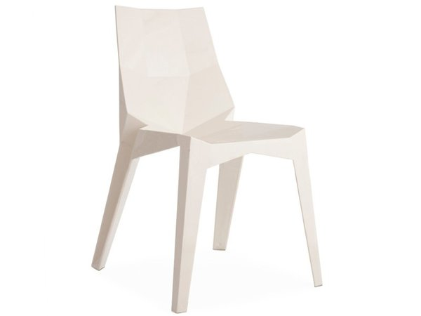 The Shard Chair - White