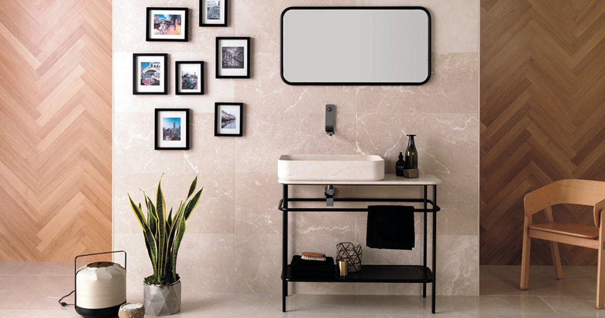 Vintage by Yonoh: the bathroom collection