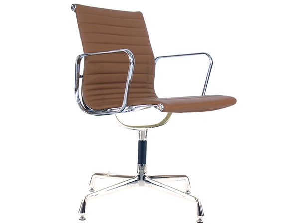 Visitor chair EA108 - Caramel