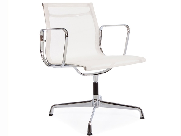 Visitor chair EA108 - White
