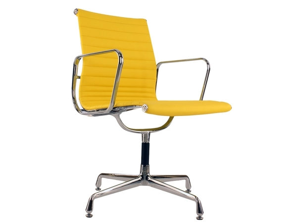 Visitor chair EA108 - Yellow